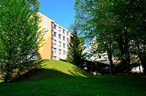 Študentski dom